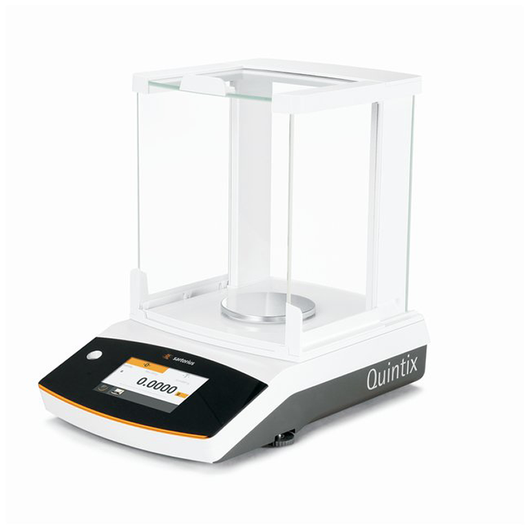 quintix analytical series, NBS Calibrations, balance, analytical,