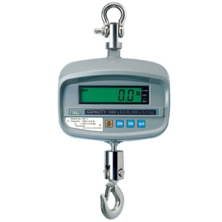 NC-1 Series, NBS Calibrations, Industrial